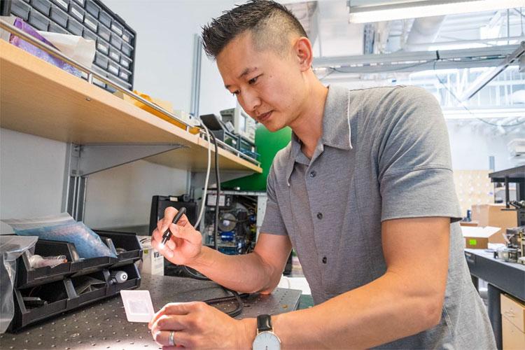 Kenneth Chau is an associate professor of engineering at UBC's Okanagan campus. Courtesy of UBC Okanagan.