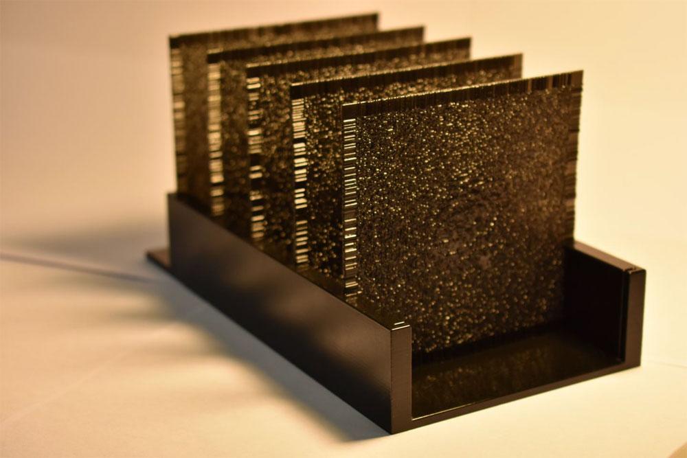 All-optical 3D-printed neural network, UCLA.