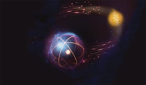 Quantum logic gate for scaling up quantum computer sizes. Weizmann Institute of Science.
