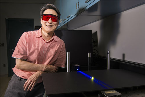 Jeff Tsao, Sandia National Labs, 'engineered' light can improve health, food production.