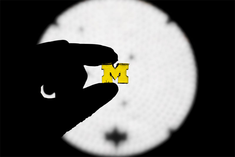 New approach to 3D printing, University of Michigan.