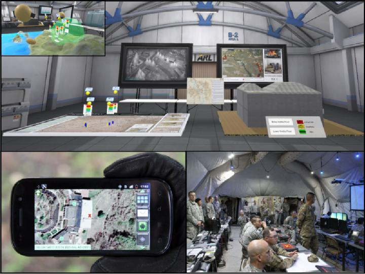 ARL explores benefits of immersive technology for soldiers