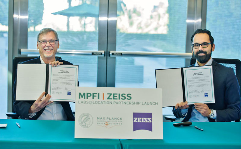 MPFI enters partnership with ZEISS.