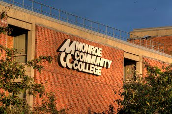 Monroe Community College. Courtesy of David Maiolo.