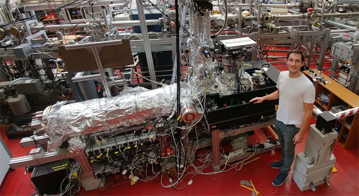 Spectrometer Measures Effects of Photon Momentum in Strong-Field Ionization