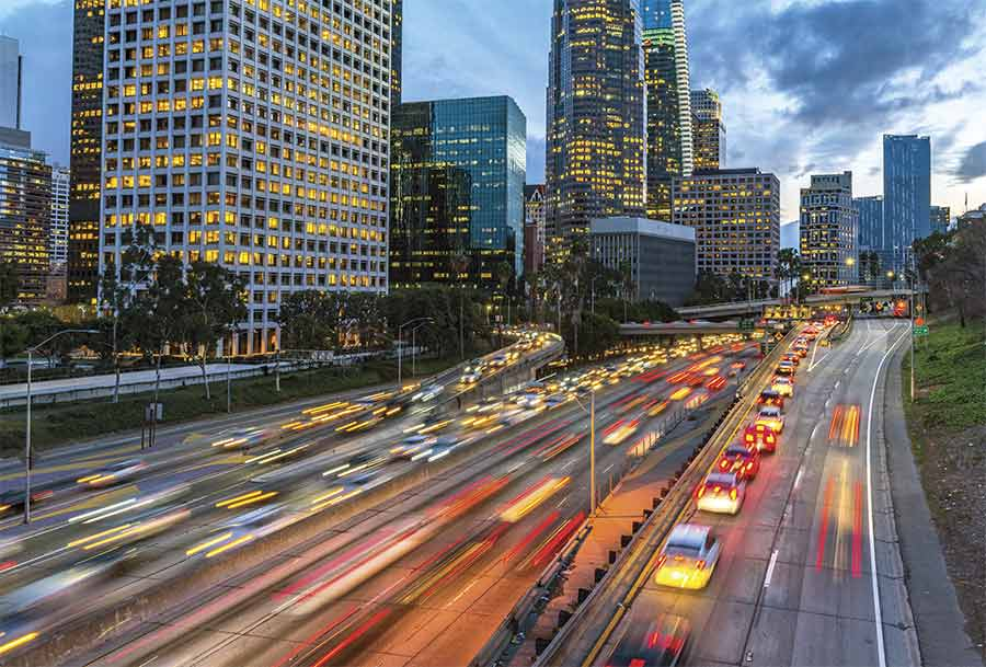 Vision Systems Regulate Traffic, Improve Safety