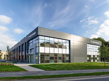 Agilent Technologies' new facility in Oxfordshire, England. Courtesy of Agilent Technologies.