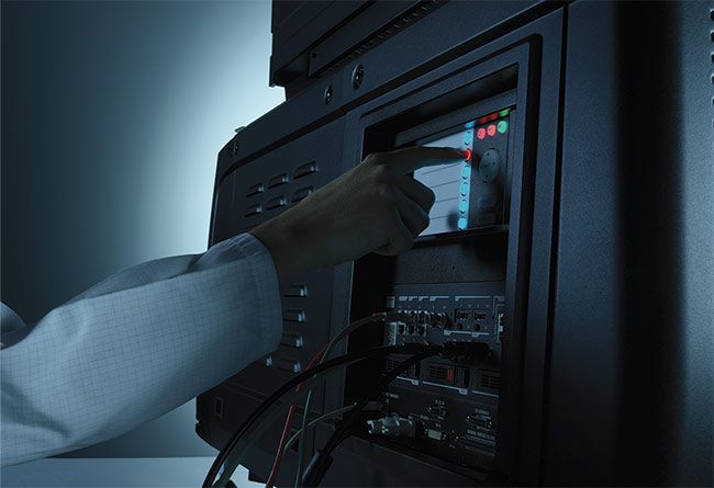 Streamlined interfaces and ease of operation are top priorities for companies creating the next generation of laser projectors. Courtesy of Barco.