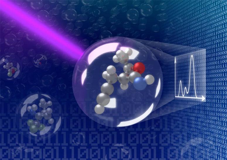 ARTIST AI Spectroscopy approach, Aalto University.
