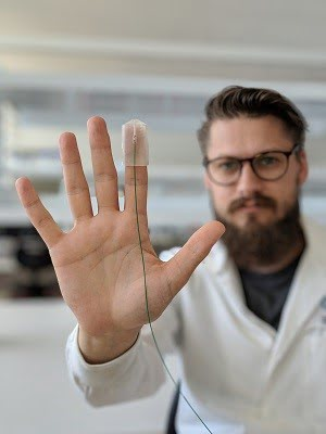 Researchers from the Universityhave developed a wearable probe that enhances the sense of touch of Western Australia