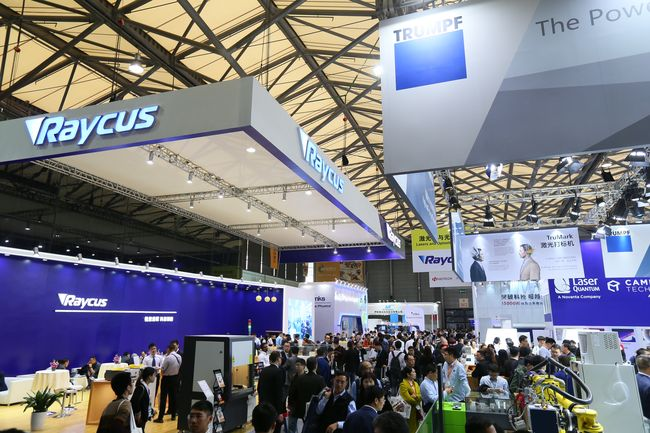 Laser World of Photonics China courtesy of Messe München GmbH
