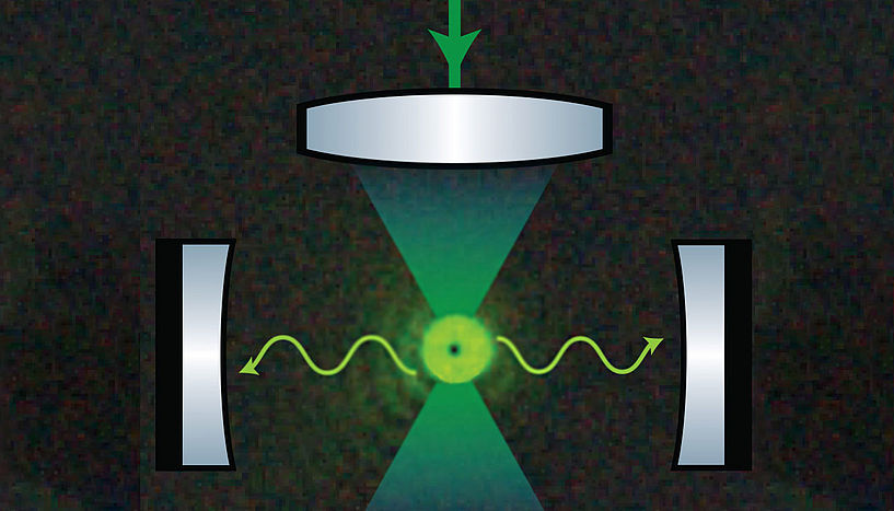 Optical cooling for study of quantum effects, University of Vienna.