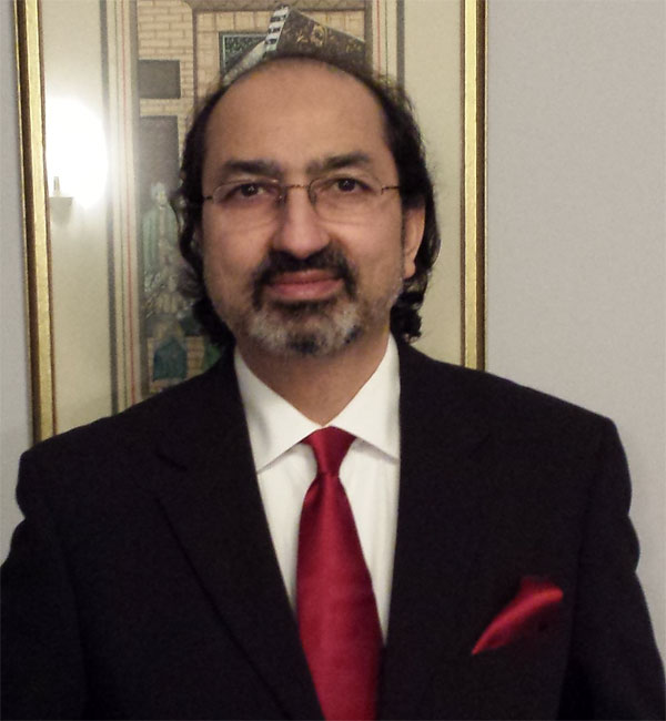 Professor Nabeel Riza, University College Cork.