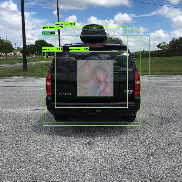 SwRI engineers developed unique patterns that can trick object detection systems into seeing something else, seeing the objects in another location or not seeing the objects at all.