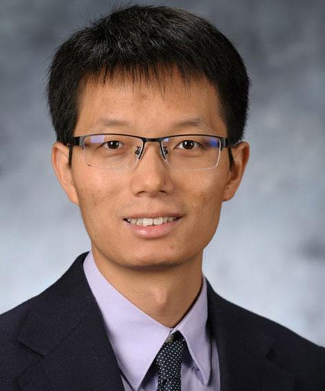 Zheng Zhang, Asst. Professor, UC Santa Barbara.