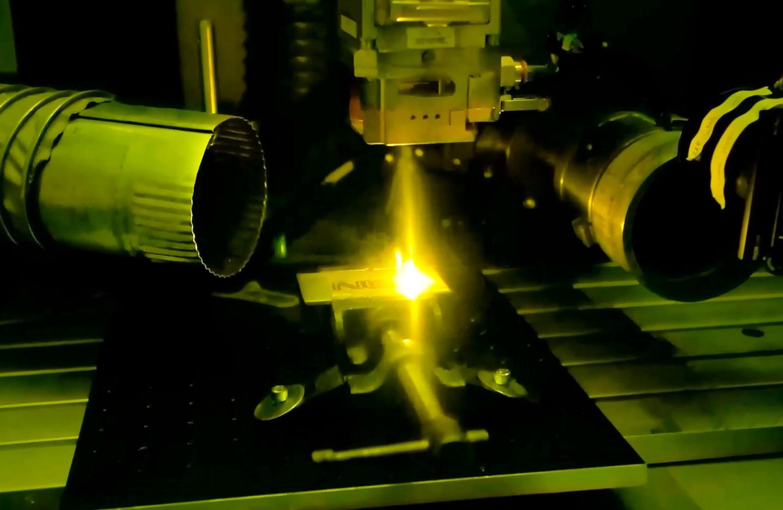 NIST study on laser welding.