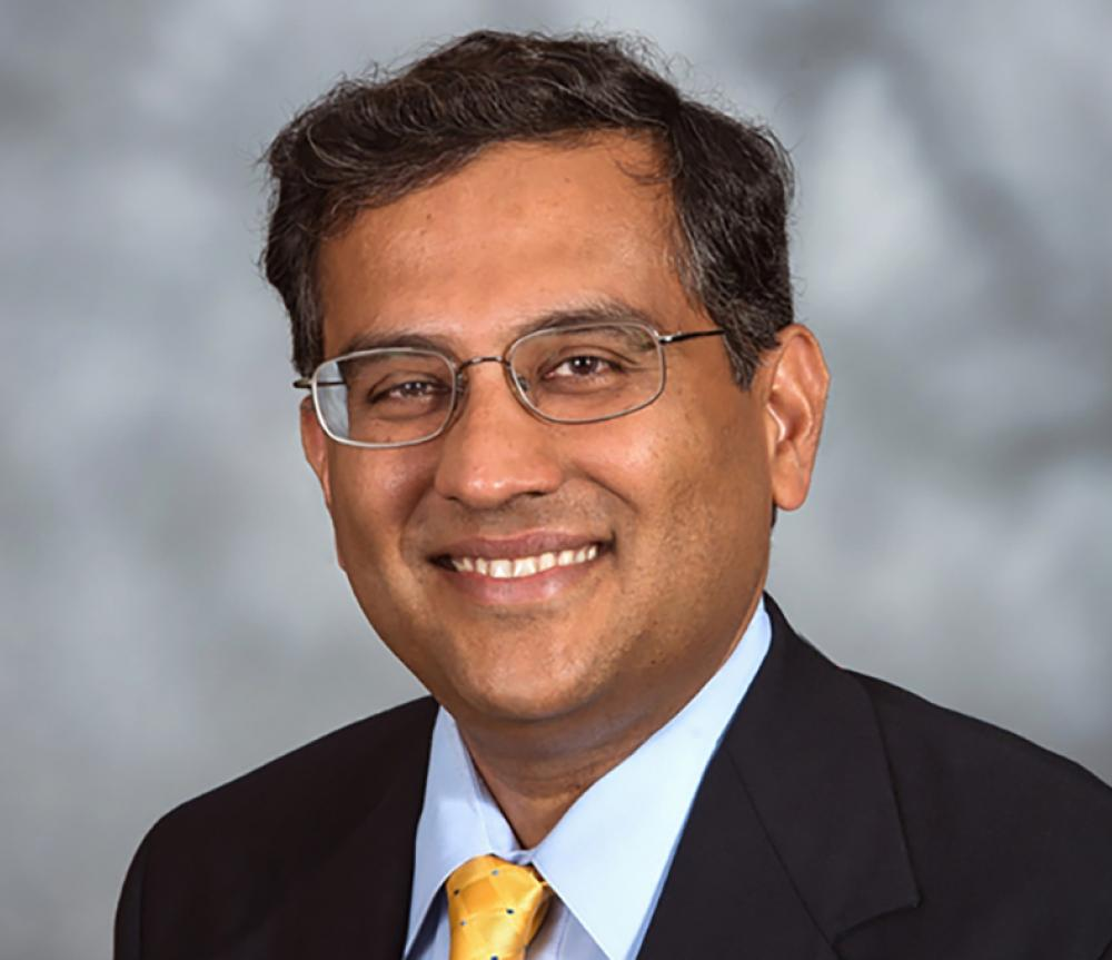 Satyavolu Papa Rao, associate vice president for research and adjunct professor of nanoscience at the State University of New York Polytechnic Institute