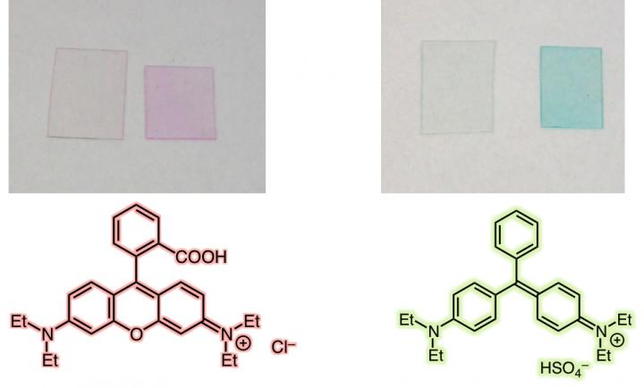 Light-driven method to oxidize plastic surfaces for industry, Osaka University.