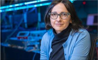 Professor Jelena Vuckovic, Stanford University.
