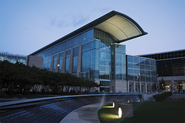 Neuroscience 2019 will take place at the McCormick Place Convention Center in Chicago Oct. 19-23.