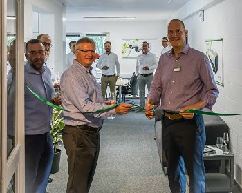 Luxinar opens regional office. Courtesy of Luxinar.