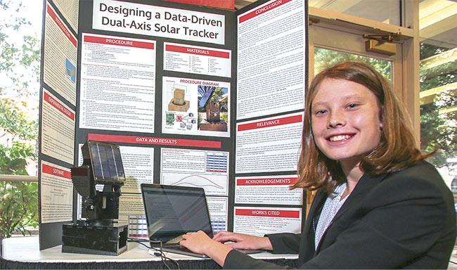 Georgia Hutchinson. Courtesy of Linda Doane/Society for Science & the Public.