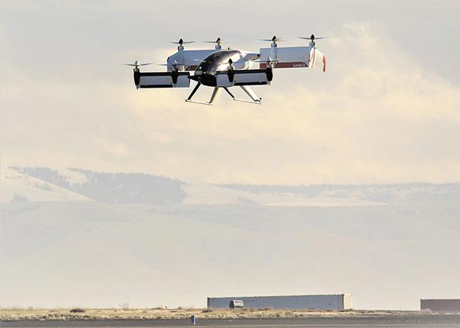 High-Tech Lidar: The Future Looks Fly