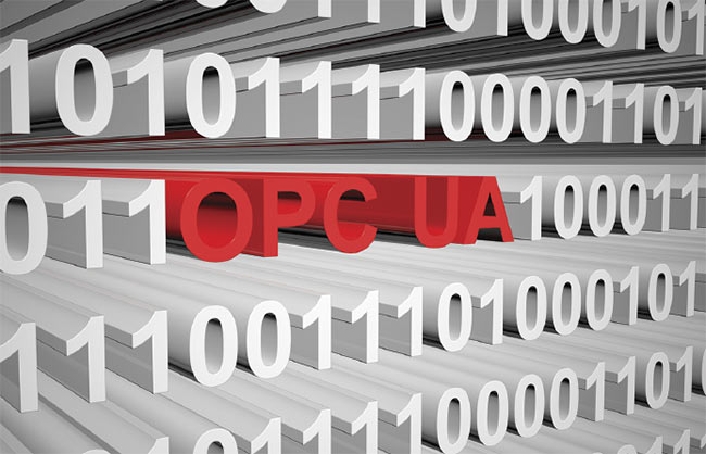 OPC UA promotes the merging of the machine vision and automation worlds.
