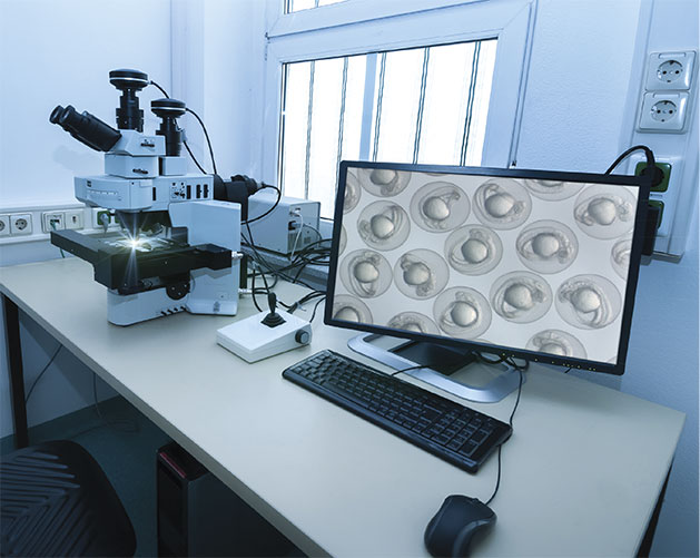The Microscope Enters the Digital Age