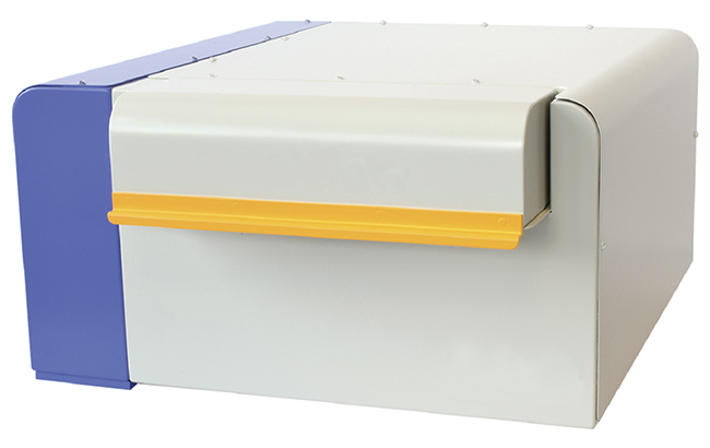 Figure 3. A TeraView TeraPulse Lx benchtop laboratory terahertz spectrometer. Courtesy of TeraView Ltd.