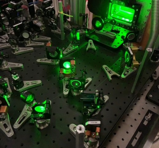 Laser-cooled polyatomic molecules for improved electron electric dipole moment searches, Harvard University and Arizona State University.