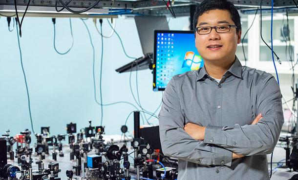 Xingjie Ni, assistant professor of electrical engineering in the Penn State School of Electrical Engineering and Computer Science.