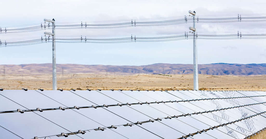 A new research consortium will invest in next-generation solar energy technology. Courtesy of Colorado State University.