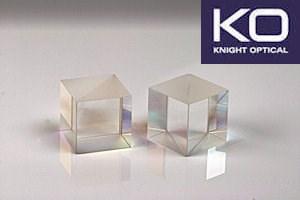 Cube Beamsplitters for Food Sorting