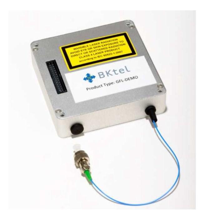 GFL - Compact Fiber Laser