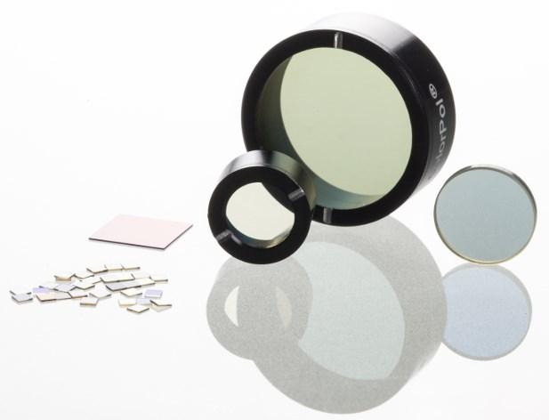 colorPol® VIS Polarizers