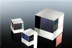 Non-polarizing Beamsplitter Cube