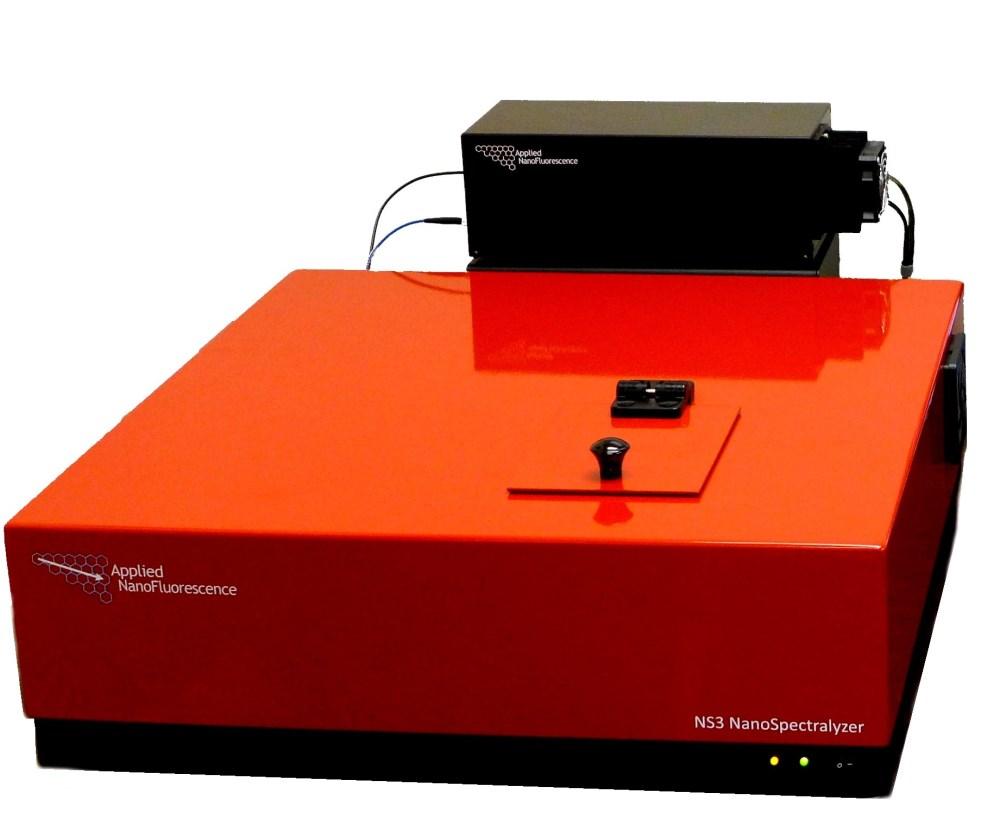 NS3 NanoSpectralyzer