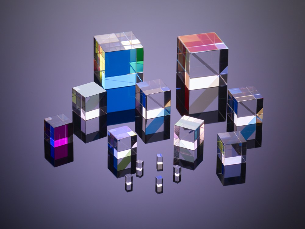 Polarizing Beam Splitter Cubes