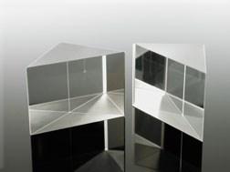Aluminum Coated Prisms