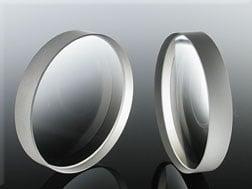 Plano Concave Lens - IR Grade CaF2