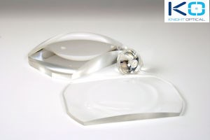 Aspheric Lenses for Defence/Aerospace