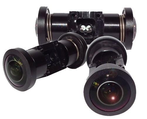 Dual Fish-Eye Lens