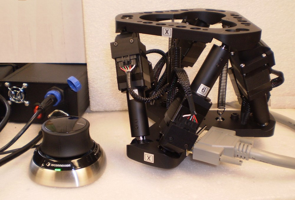 Mini-Hexapod MHP-11