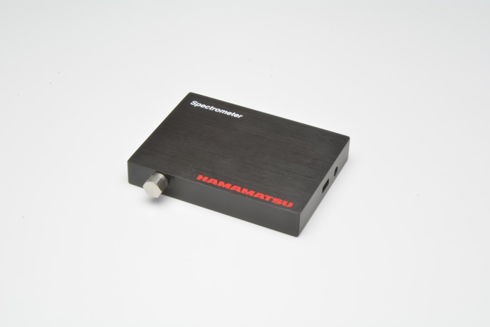 Mini Spectrometer TF Series - C13054MA