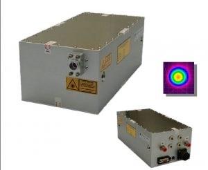 Sub-ns DPSSL 1064