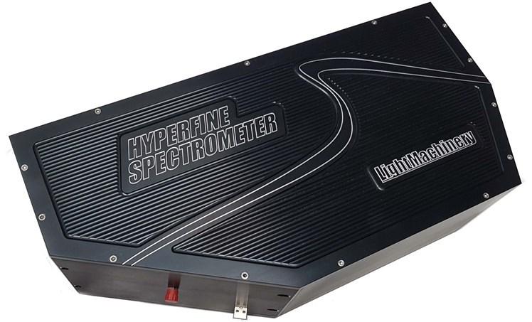 HyperFine Spectrometer