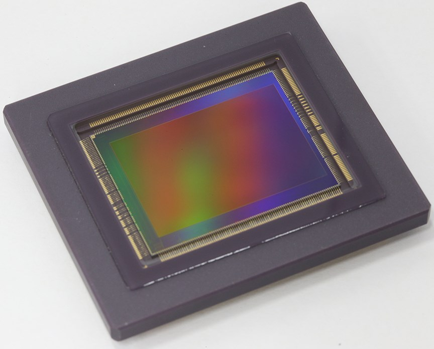 120 MP CMOS Sensor