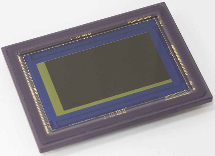 19µm FHD CMOS Sensor