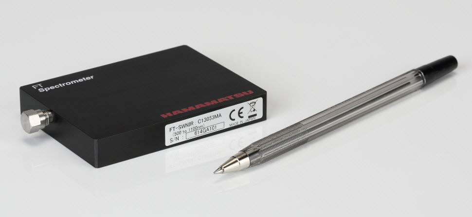 Mini Spectrometer TF Series - C13053MA